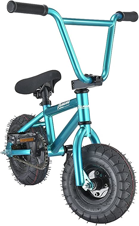 Mucassa - Bicicleta 10 Pulgadas Mini Bike BMX con Pedales Color ...