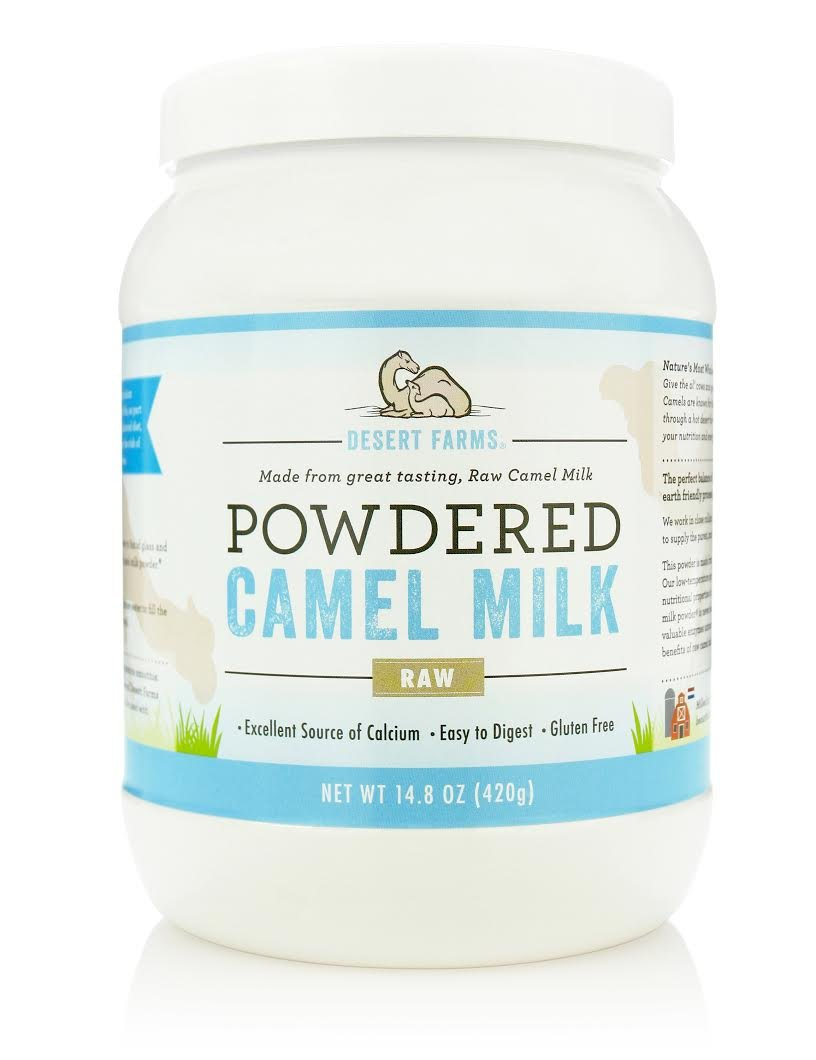 Desert Farms Camel Milk Powder