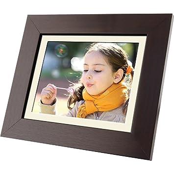 """Coby DP843 8"""" Blanco marco fotográfico digital - Marco digital (20,3 cm"""