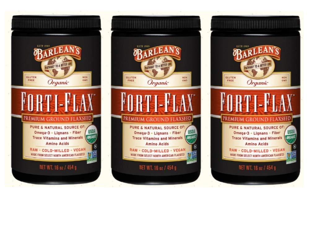 Barlean's Forti-Flax - 16 oz. (Pack of 3)
