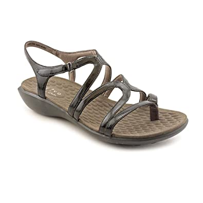 d8d29e641169 Privo By Clarks Topset Womens Black Slingback Sandals Shoes New Display   Amazon.co.uk  Shoes   Bags
