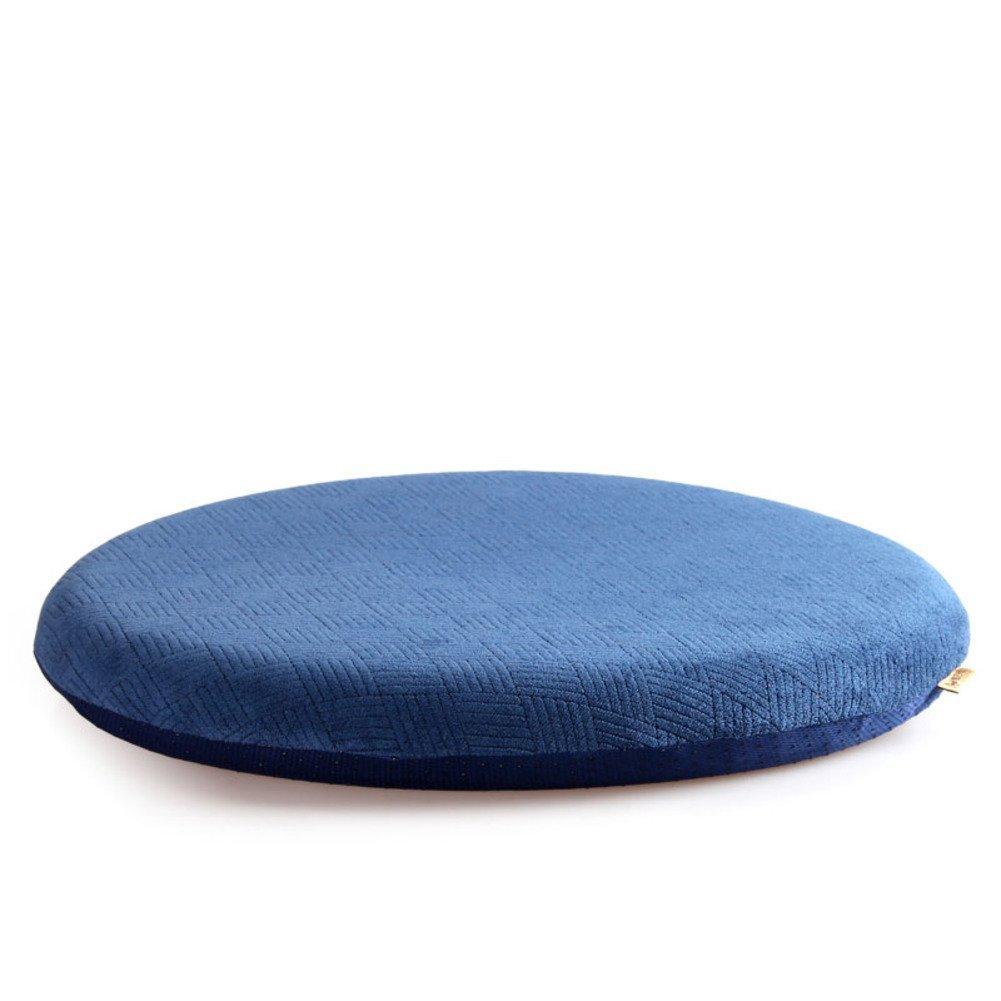ccyyjjノンスリップベース、オフィス枕コットンマットシートメモリラウンドラウンド椅子スツールパッド厚みコインのクッションchair-f42 cm直径17 cm diameter50cm(20inch) 3001 B07CJP4QH4 diameter50cm(20inch)|D D diameter50cm(20inch)