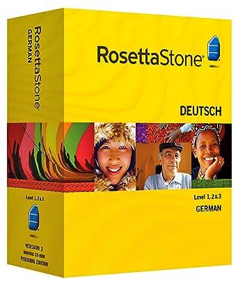 rosetta stone german torrent 1-5
