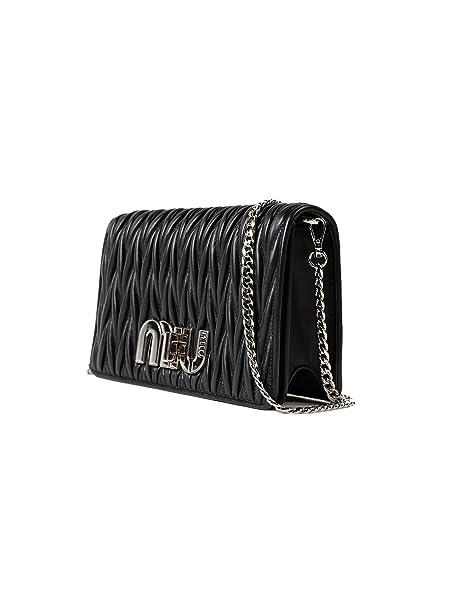 miu miu - Cartera de mano para mujer Negro negro Talla de la Marca negro Talla Del Vestido Brand Uni: Amazon.es: Ropa y accesorios