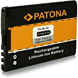 Battery BL-5J | BL5J for Nokia 5228 | 5230 | 5233 | 5235 | 5800 Navigation | 5800 XpressMusic | 5800T | 5800xm | Asha 200 | Asha 201 | Asha 302 | C3 | C3-00 | Lumia 520 | N900 | X1 | X1-00 | X1-01 | X6 | X6 8GB | X6 16GB | X6 32GB and more... [ Li-ion, 1500mAh, 3.7V ]
