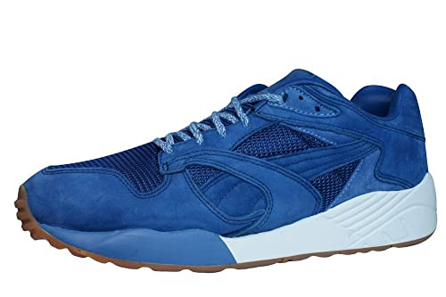 puma trinomic blue