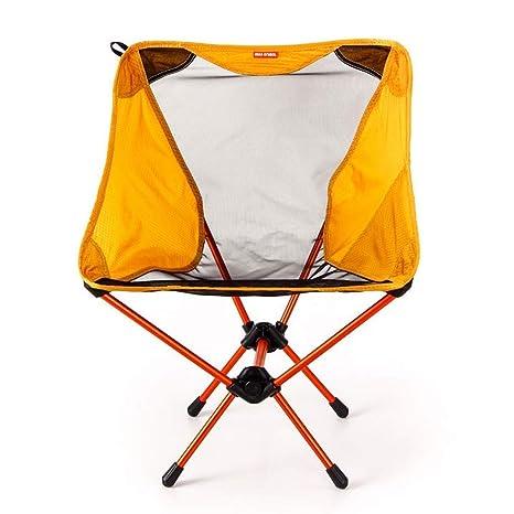 Visitante Silla portátil for acampar - Sillas plegables ...