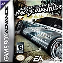 Need for Speed Most Wanted - Game Boy Advance