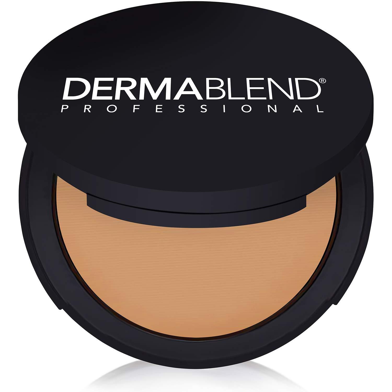 Dermablend Intense Powder High Coverage Foundation, 35W Toast, 0.48 Oz.
