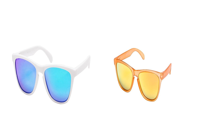 Riesen Auswahl - Sonnenbrille Polarisierte Linsen Linsen Linsen Retro Vintage Style Nerd Look Stil Unisex Brille Alle Farben B0711PQX8S Sonnenbrillen b7a249