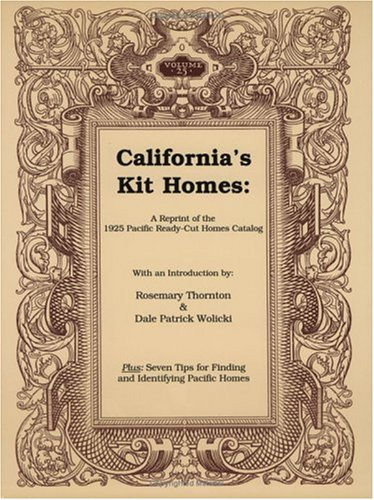 Rosethorn on marketplace for Pacific homes kit homes