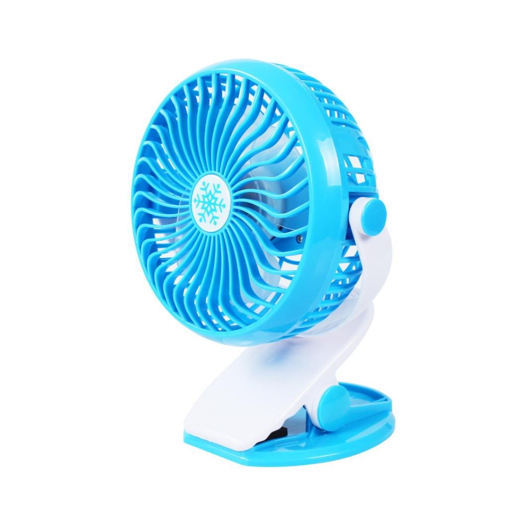 high-quality Rumas USB Power Cooling Mini Fan with Clip