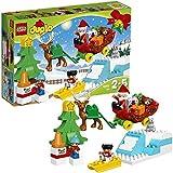 Lego Duplo 10837 le Avventure di Babbo Natale