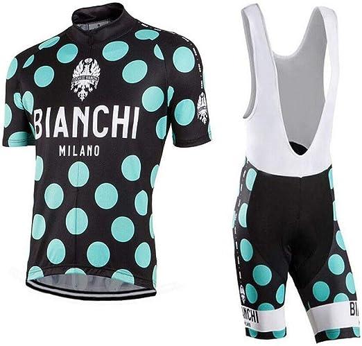 Traje Ciclismo Hombre Ciclismo Maillot y Culotte Ciclismo Culote ...