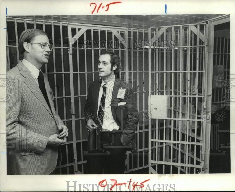 Amazon com: Vintage Photos 1980 Press Photo Houston Metropolitan