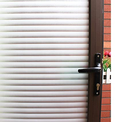 Amazon Mikomer Blinds Privacy Window Filmstained Glass Door