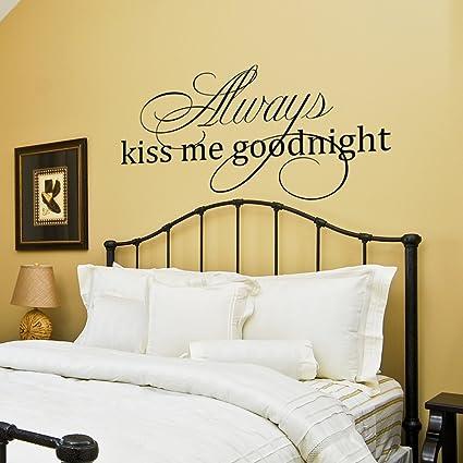 Amazon.com: Master Bedroom Wall Decal Wall Decor Wall Art Decor ...