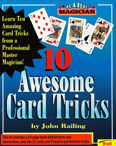 Ten Awesome Card Tricks (Trade)