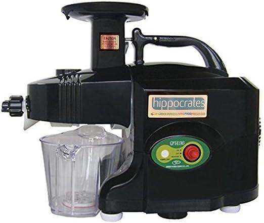 Greenpower Hippocrates GPT-1305 Plus - Extractor de zumos Slow ...