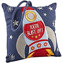 Tooth Fairy Cushion Rocket