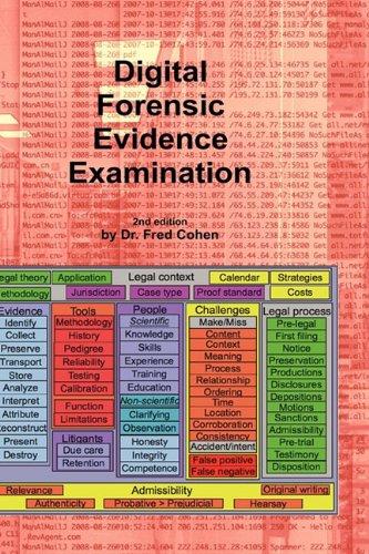 Digital Forensic Evidence Examination - 2nd Ed.