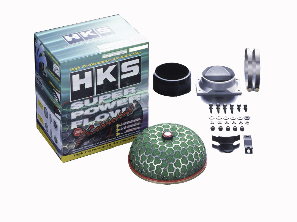 HKS 70019-BZ006 Super Mega Flow Reloaded Kit
