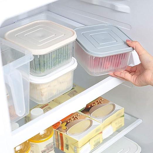 Bolsa de almacenamiento ZYLIANG Alimentos, Caja Transparente ...
