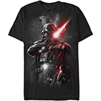 STAR WARS Men's Dark Lord Darth Vader Graphic T-Shirt