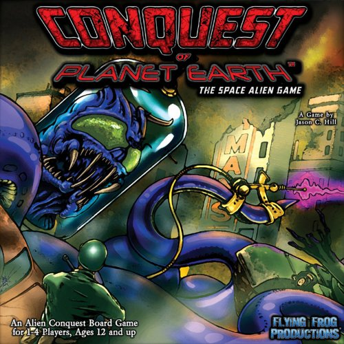 Flying Frog Games (Flying Frog Conquest of Planet Earth: The Space Alien)