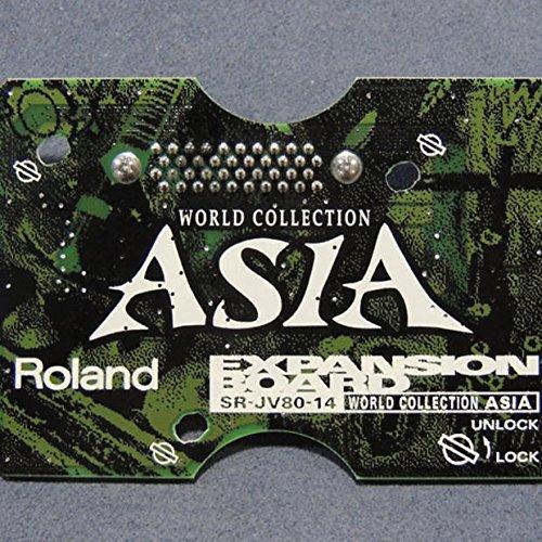 ローランド Roland 拡張音源 SR-JV80-14 SR JV 14 Expansion Board エクスパンションボード World Collection Asia ワールドワイドコレクション アジア◆サウンドモデュール◆シンセサイザー B00UKLXGJQ