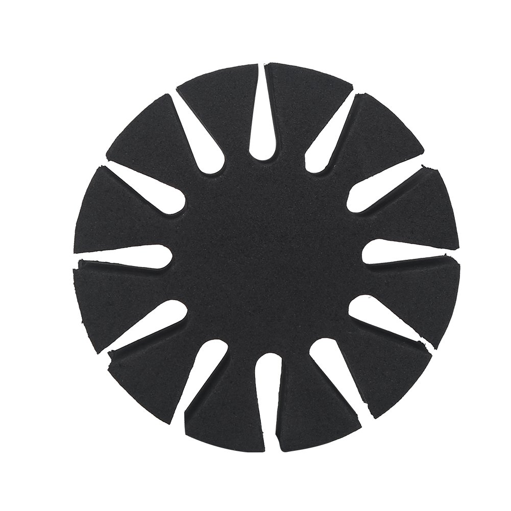 Tbest 6 Piezas de Espuma EVA Redondo bastidores de Flecha sostenedor del Separador Accesorios de Tiro con Arco Celebrar 12 Flechas