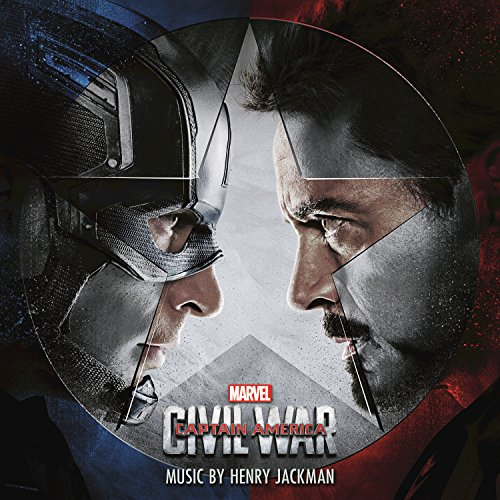 Captain America: Civil War (Original Motion Picture Soundtrack) (Team America Best Scenes)
