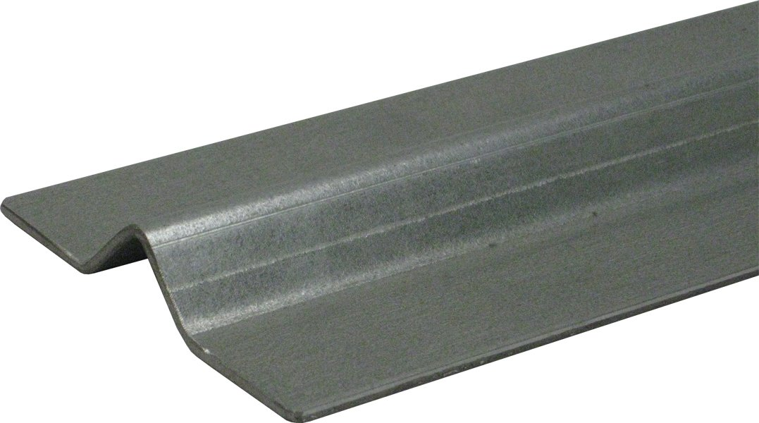 12Ft Galvanized V Track for Driveway Sliding Gates Inverted V Track Rolling or Slide Driveway Gate in 2 Section each Section in 6 feet V Track is Galvanized Steel Heavy Duty 12 Gauge 4'' Wide and will work with most standard V groove Wheels