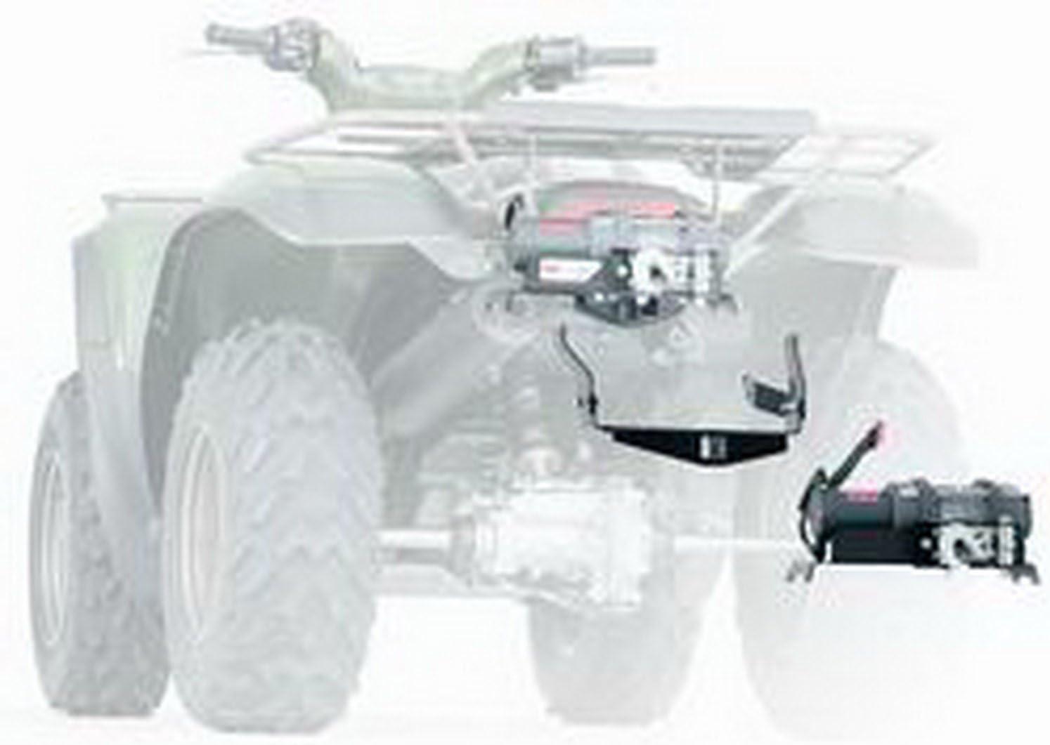 WARN 37812 Winch Mount Kit for Suzuki QuadMaster and QuadRunner ATVs