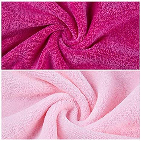 Super Absorbent Car Wash Coral Velvet Soft Cleaning Towel Drying Cloth 3 Size Exquisite Craftsmanship; Household Supplies & Cleaning