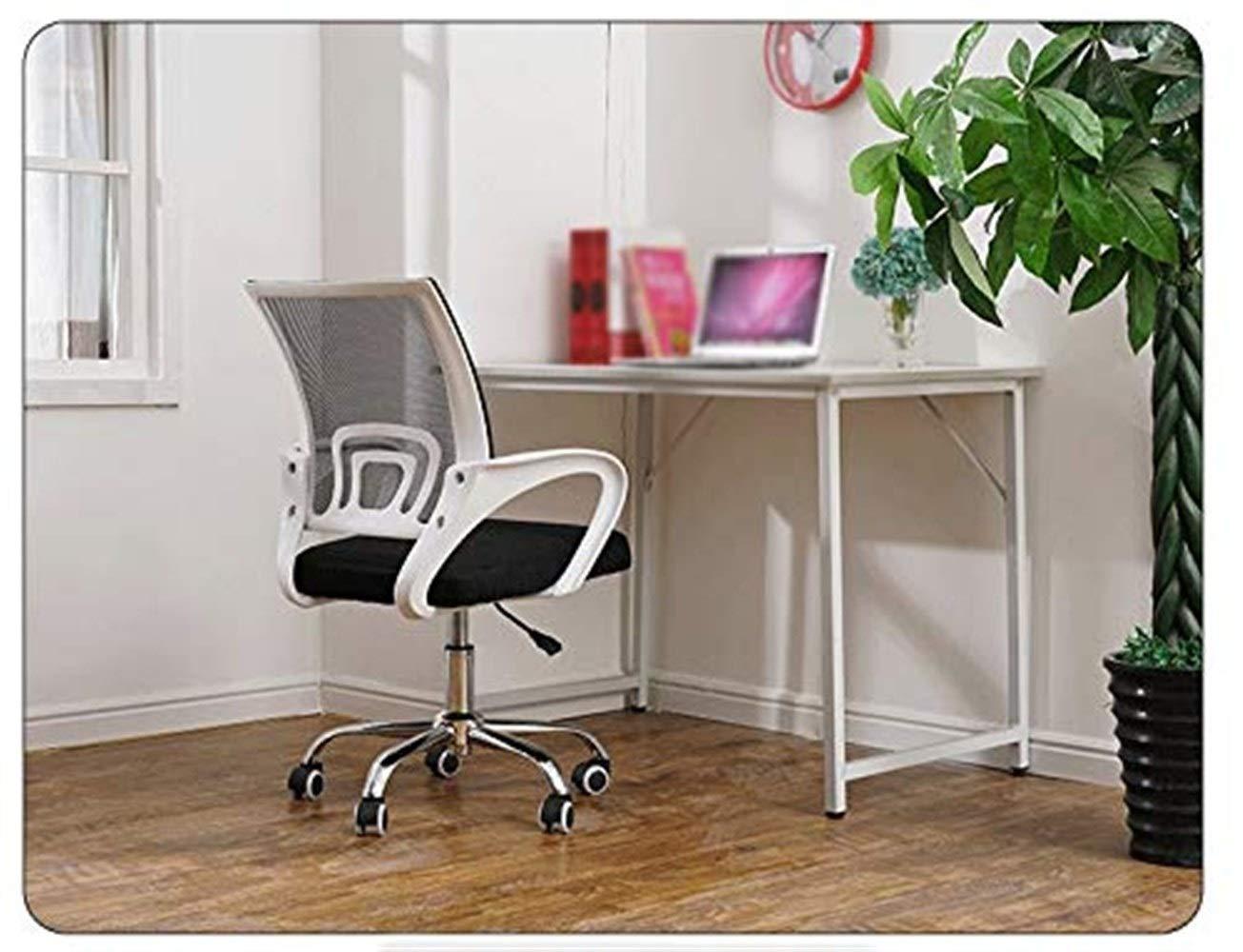 Kontorsstol personalstol mottagningsstol andningsbar hushåll sovsal rum studierum stol lärande stol GMING (färg: Röd) Röd