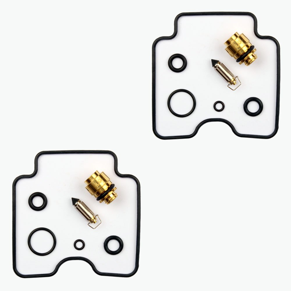 2x Kit Reparación Carburador Aguja del flotador Getor CAB-S17: Amazon.es: Coche y moto