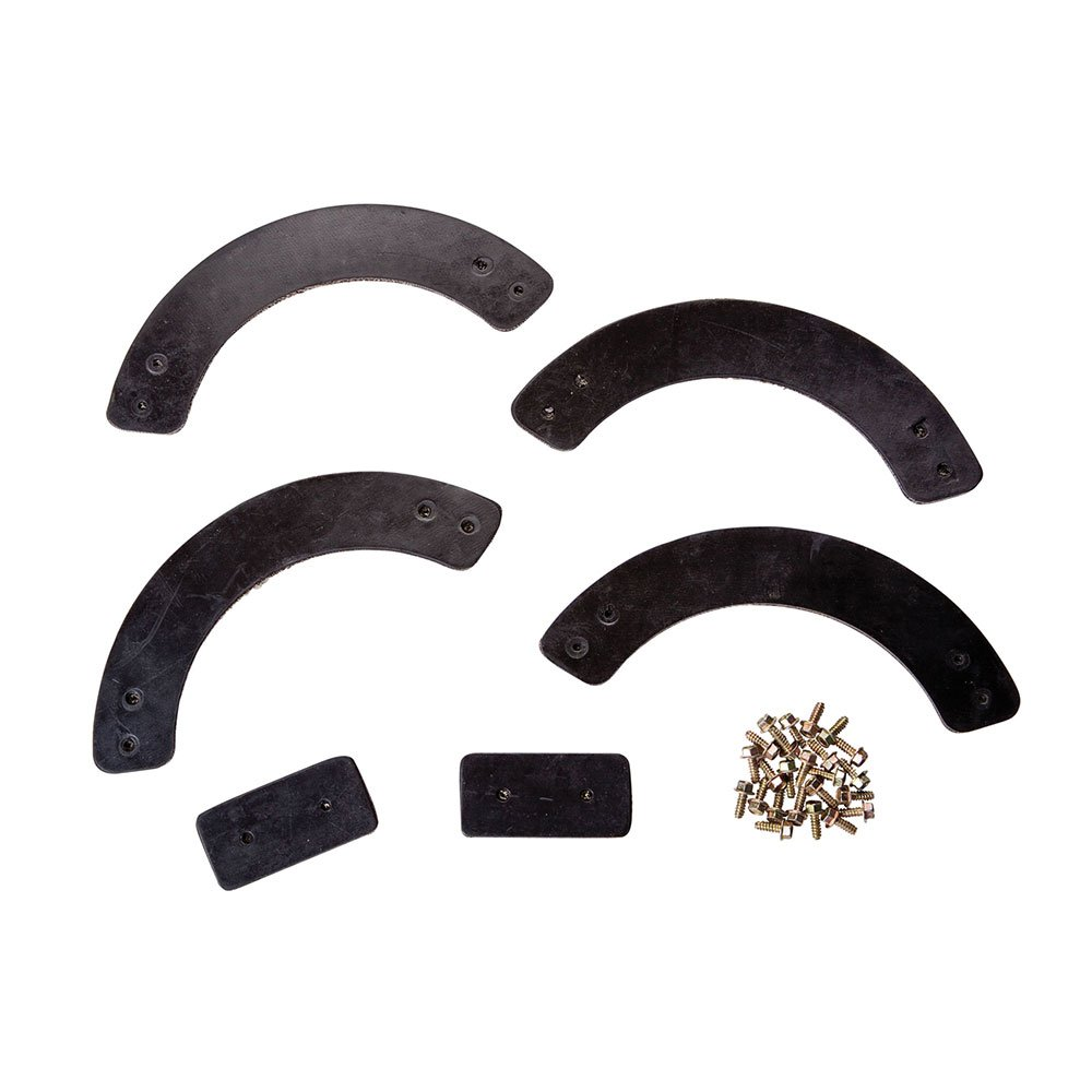 Oregon 73-051 Rubber Paddle Set Replacement for 73-050 replacement MTD Auger Assembly