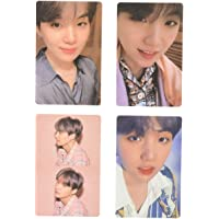 Diriangzi New 4pcs/Kit KPOP BTS Atlas of The