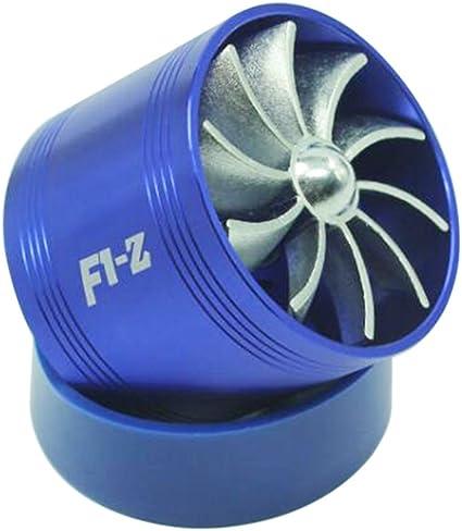 KKmoon Supercharger de Ventilador Turbo de Coche Universal Fuel ...