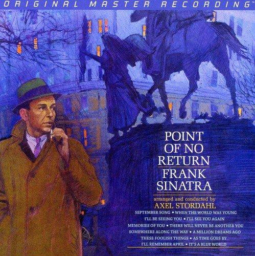 SACD : Frank Sinatra - Point of No Return (Hybrid SACD)