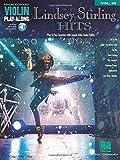 Lindsey Stirling Hits Violin Play-Along Vol. 45 Book Audio Online (Hal Leonard Violin Play-along)