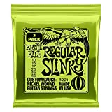 Ernie Ball Regular Slinky Nickel Wound Sets.010 - .046 (3 Pack)