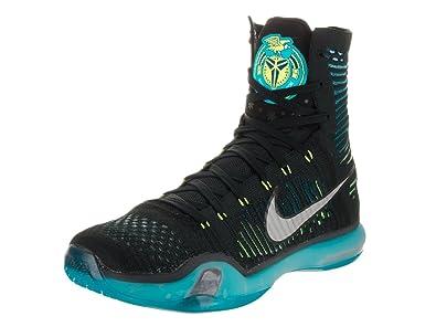 save off 5c555 ebadf authentic nike kobe x elite mens basketball shoes 718763 505 grnd prpl  rflct slvr prsn 493ff