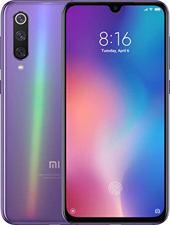 Smartphone Xiaomi Mi 9 SE 128GB 6GB RAM Violeta