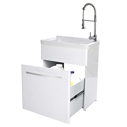 Sink Cabinet Heavy Duty Westinghouse Extra Deep Utility Sink With