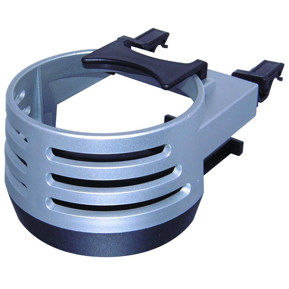 CARPOINT 0578513 Porta Bicchiere in Alluminio