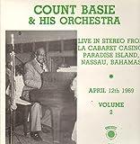 Live From La Cabaret Casino Paradise Island Nassau, Bahamas Volume 2