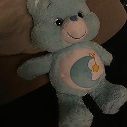 "Care Bears 43834 Medium 12/"" Plush Blue Bedtime"