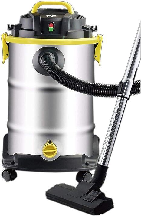 DMS® aspiradora 1800 W Húmedo seca 30 L Aspiradora industrial ...